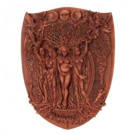 Triple Goddess, Mother, Maiden, Crone