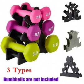 Weightlifting Fitness Equipment Hex Dumbbells
